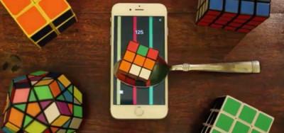 Steady Square новая увлекательная 3D игра на iOS